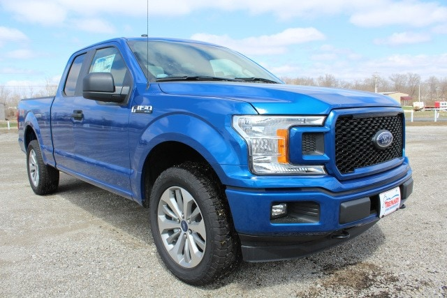 2018 F-150 Super Cab 4x4, Pickup #MT18307 - photo 3
