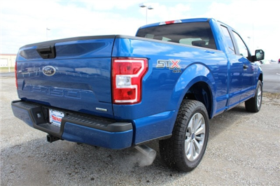 2018 F-150 Super Cab 4x4, Pickup #MT18307 - photo 2