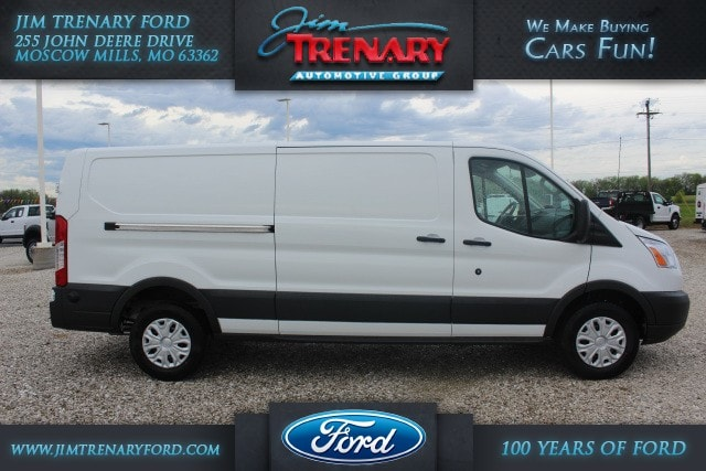 2018 Transit 150 Low Roof, Cargo Van #MT18334 - photo 1