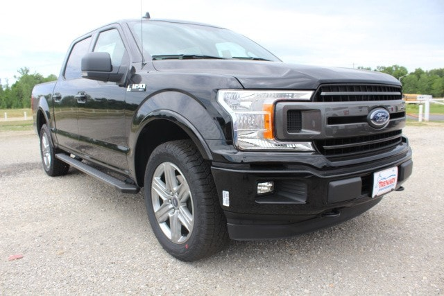 2018 F-150 SuperCrew Cab 4x4,  Pickup #MT18413 - photo 3