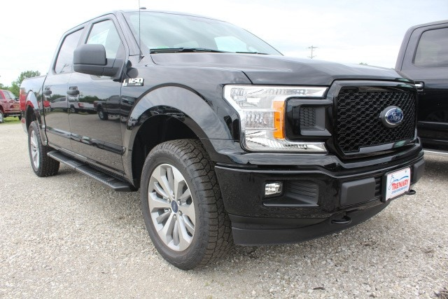 2018 F-150 SuperCrew Cab 4x4,  Pickup #MT18442 - photo 3