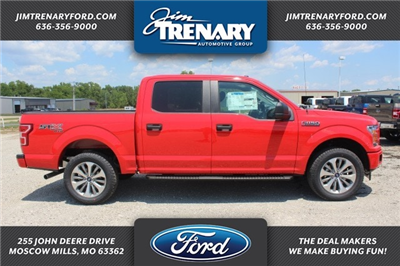 2018 F-150 SuperCrew Cab 4x4,  Pickup #MT18458 - photo 1