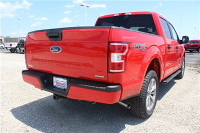 2018 F-150 SuperCrew Cab 4x4,  Pickup #MT18458 - photo 2