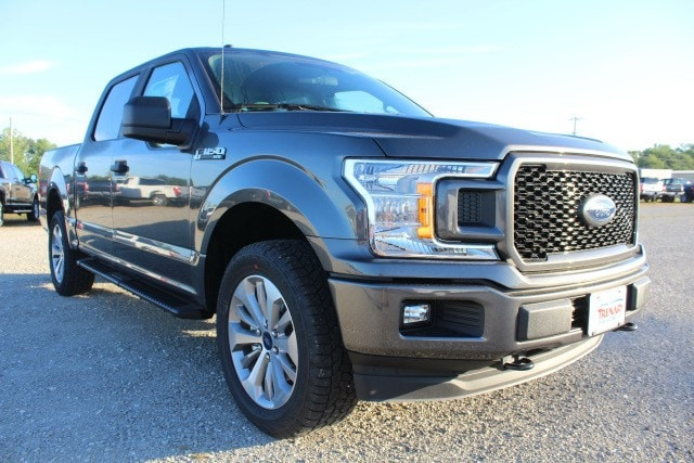 2018 F-150 SuperCrew Cab 4x4,  Pickup #MT18459 - photo 3