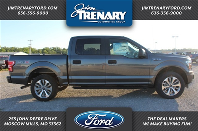 2018 F-150 SuperCrew Cab 4x4,  Pickup #MT18459 - photo 1