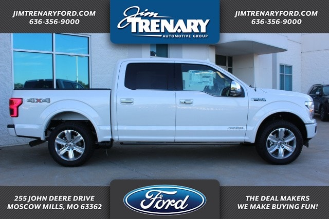 2018 F-150 SuperCrew Cab 4x4,  Pickup #MT18481 - photo 1