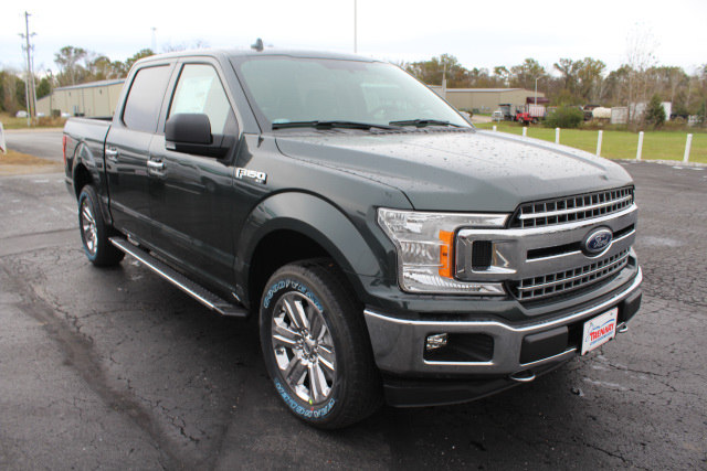 2018 F-150 SuperCrew Cab 4x4, Pickup #MT1856 - photo 3
