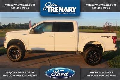 2018 F-150 SuperCrew Cab 4x4,  Pickup #MT18578 - photo 1