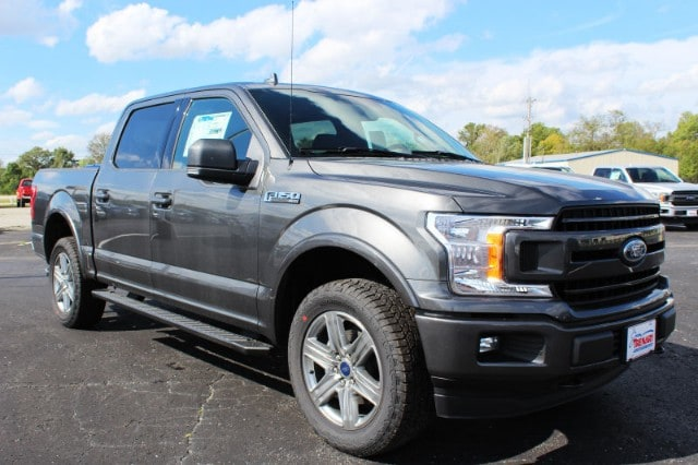 2018 F-150 SuperCrew Cab 4x4,  Pickup #MT18623 - photo 3
