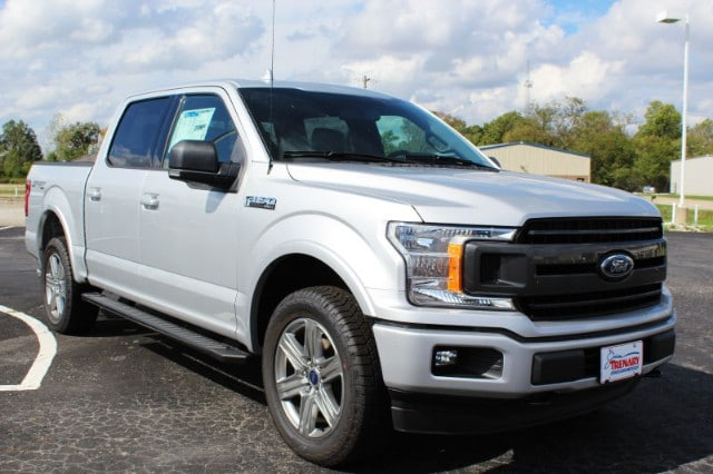 2018 F-150 SuperCrew Cab 4x4,  Pickup #MT18631 - photo 3