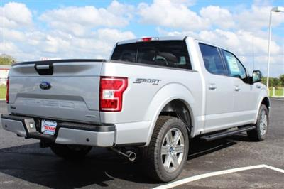 2018 F-150 SuperCrew Cab 4x4,  Pickup #MT18631 - photo 2