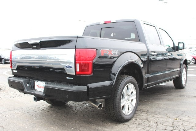 2018 F-150 SuperCrew Cab 4x4,  Pickup #MT18651 - photo 2