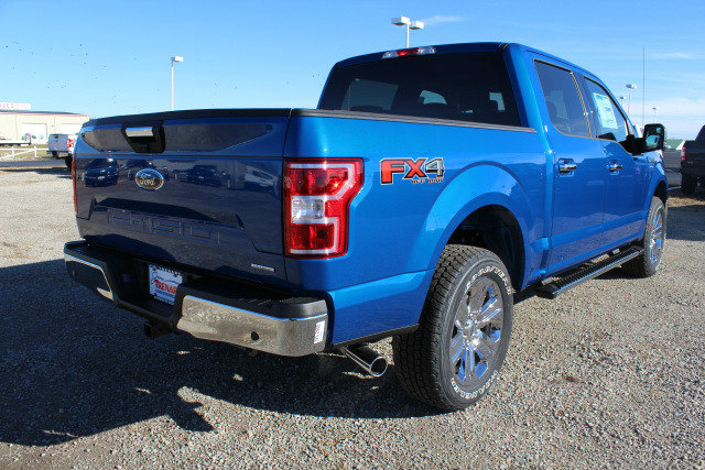 2018 F-150 SuperCrew Cab 4x4,  Pickup #MT1894 - photo 2