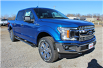 2018 F-150 SuperCrew Cab 4x4,  Pickup #MT1894 - photo 3