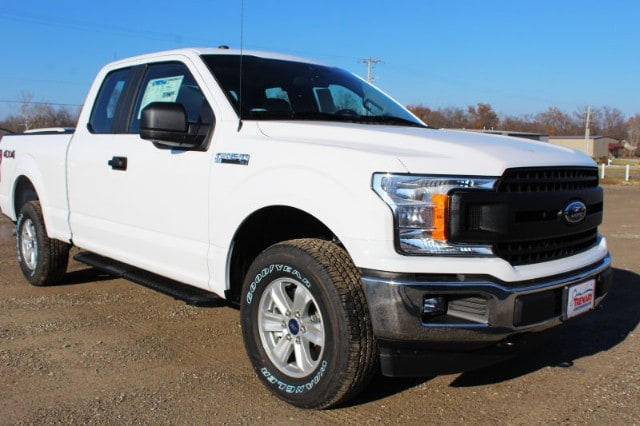 2019 F-150 Super Cab 4x4,  Pickup #MT19118 - photo 3