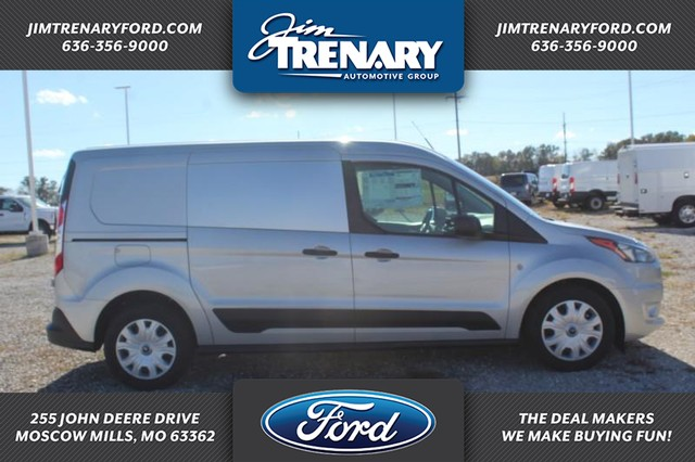 2021 Ford Transit Connect, Empty Cargo Van #MT2103 - photo 1