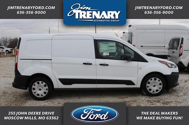 2021 Ford Transit Connect, Empty Cargo Van #MT21150 - photo 1
