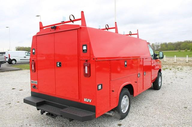 2022 Ford E-350 4x2, Knapheide Service Utility Van #MT2201 - photo 1