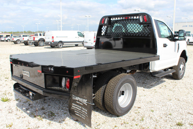 2017 F-350 Regular Cab DRW 4x4, Knapheide Platform Body #T17397 - photo 2