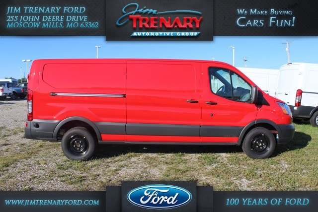 2017 Transit 350, Cargo Van #T17625 - photo 1