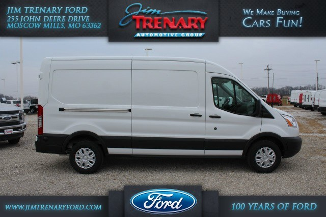 2018 Transit 250, Cargo Van #T18125 - photo 1
