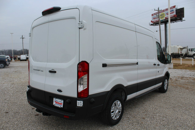 2018 Transit 250 Medium Roof Cargo Van #T18125 - photo 2
