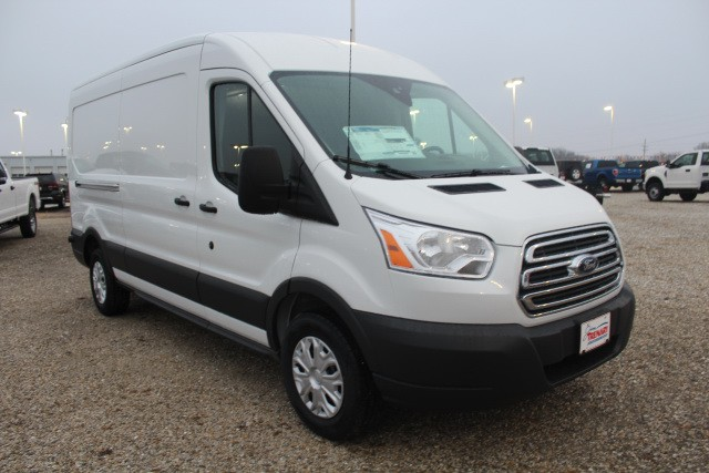 2018 Transit 250 Medium Roof Cargo Van #T18145 - photo 4