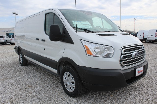 2018 Transit 350 Low Roof, Cargo Van #T18178 - photo 3