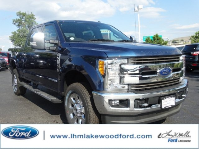 2017 F-350 Crew Cab 4x4, Pickup #HED92653 - photo 1
