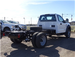 2017 F-550 Regular Cab DRW 4x4 Cab Chassis #HEF14677 - photo 1
