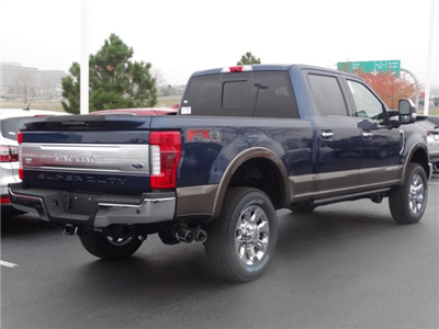 2017 F-350 Crew Cab 4x4, Pickup #HEF14689 - photo 2