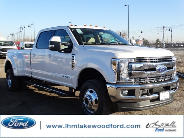 New 2018 Ford F 350 Crew Cab Pickup For Sale In