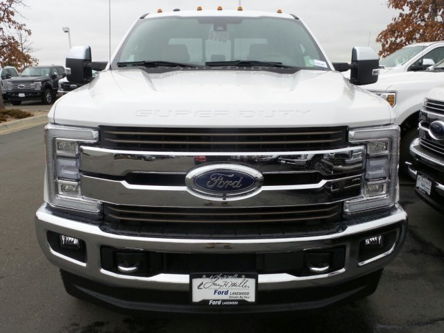 2018 F-350 Crew Cab DRW 4x4, Pickup #JEB09912 - photo 3