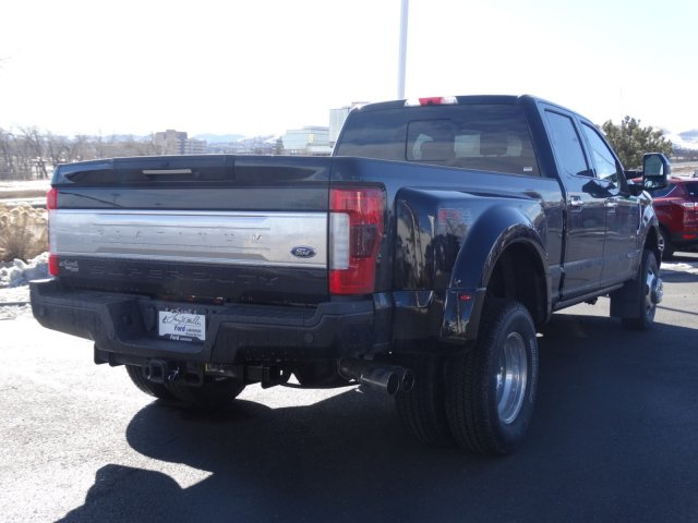 2018 F-350 Crew Cab DRW 4x4, Pickup #JEB09913 - photo 2