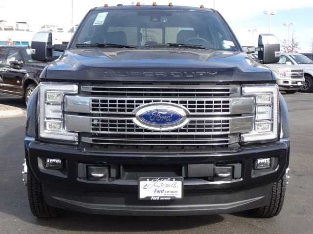 2018 F-450 Crew Cab DRW 4x4, Pickup #JEB19710 - photo 3