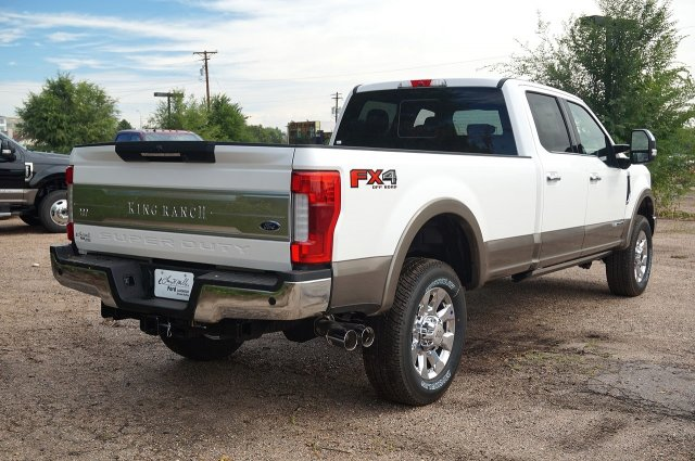 2018 F-350 Crew Cab 4x4,  Pickup #JEC78809 - photo 2