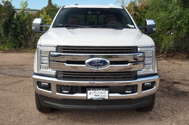 2018 F-350 Crew Cab 4x4,  Pickup #JEC78809 - photo 3