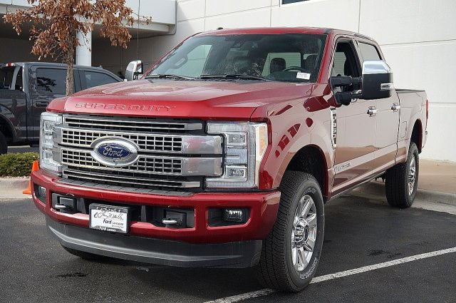 2018 F-350 Crew Cab 4x4,  Pickup #JED00790 - photo 6