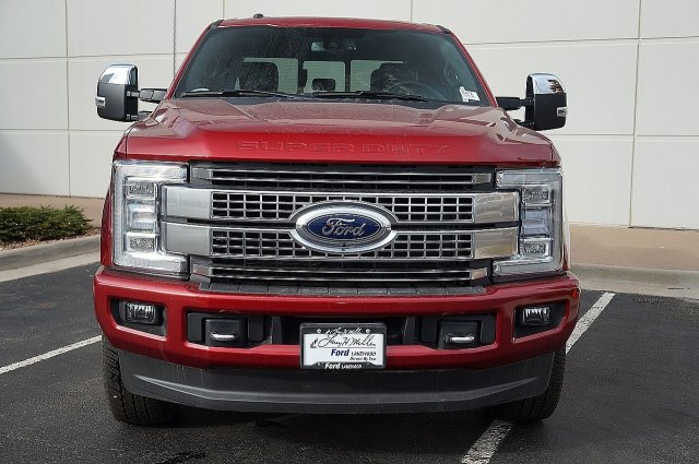 2018 F-350 Crew Cab 4x4,  Pickup #JED00790 - photo 4