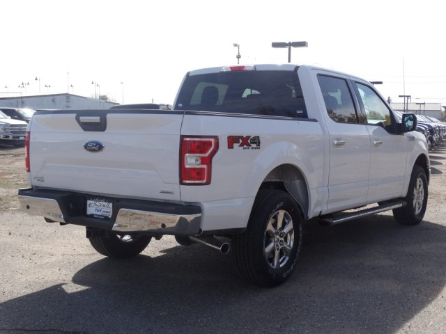 2018 F-150 SuperCrew Cab 4x4, Pickup #JFA06351 - photo 2