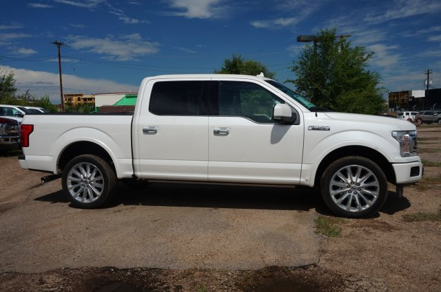 2018 F-150 SuperCrew Cab 4x4,  Pickup #JFA79077 - photo 4