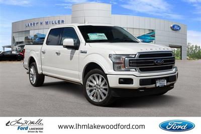 2018 F-150 SuperCrew Cab 4x4,  Pickup #JFA79077 - photo 1