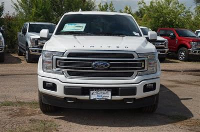 2018 F-150 SuperCrew Cab 4x4,  Pickup #JFA79077 - photo 3