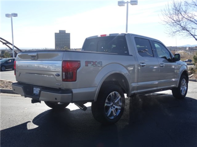 2018 F-150 SuperCrew Cab 4x4, Pickup #JFA95572 - photo 2