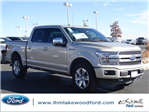 2018 F-150 SuperCrew Cab 4x4, Pickup #JFA95572 - photo 1