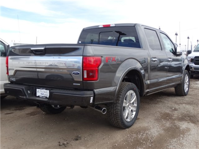 2018 F-150 SuperCrew Cab 4x4,  Pickup #JFB58788 - photo 2