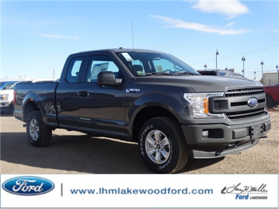 2018 F-150 Super Cab 4x4, Pickup #JFB58793 - photo 1