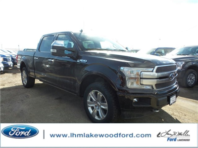 2018 F-150 SuperCrew Cab 4x4,  Pickup #JFB71284 - photo 1