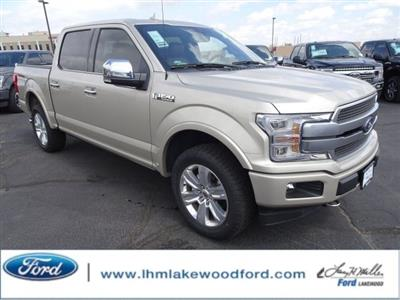 2018 F-150 SuperCrew Cab 4x4,  Pickup #JFC01404 - photo 1
