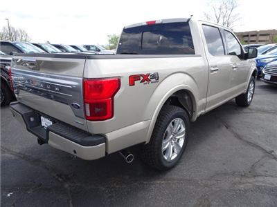 2018 F-150 SuperCrew Cab 4x4,  Pickup #JFC01404 - photo 2